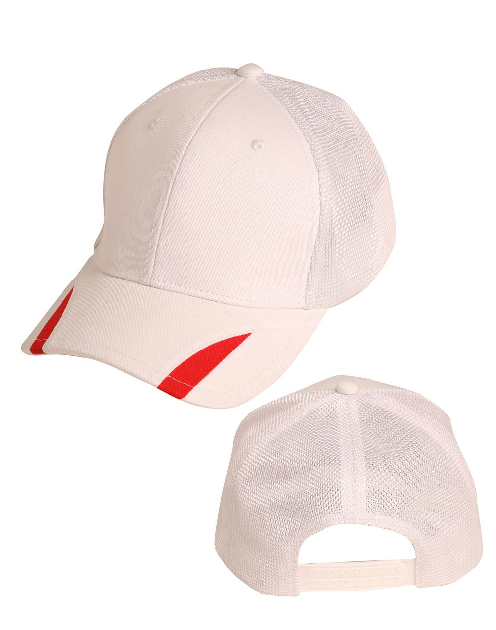 CH41 - White/Red