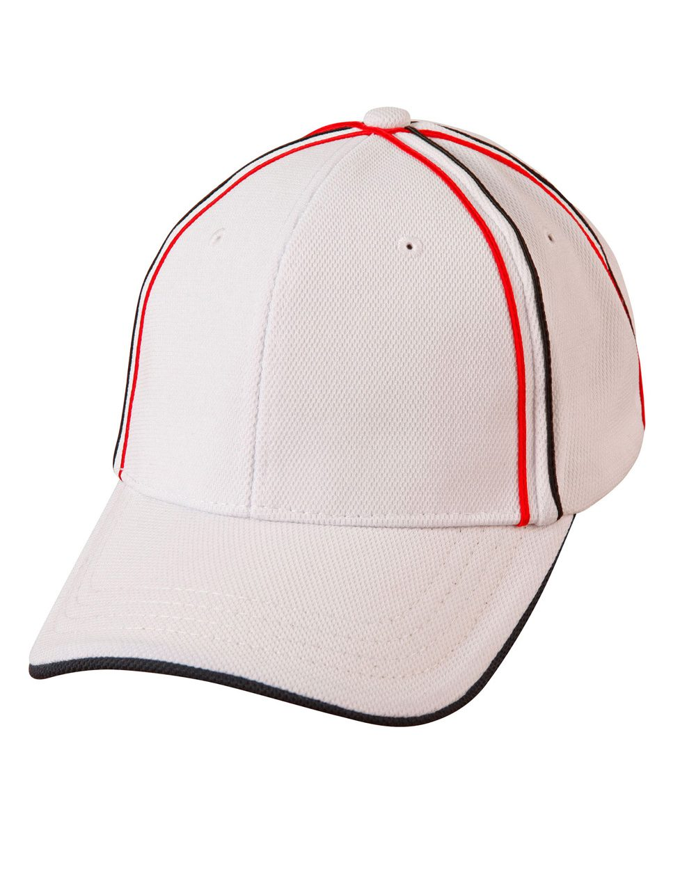 CH76 - White/Navy/Red