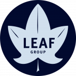 Leaf Logo Dark CMYK