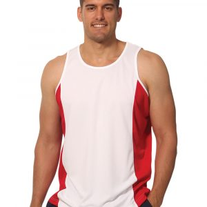 TS19 - White/Red