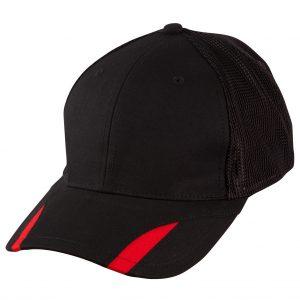 CH41 - Black/Red