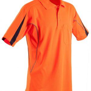 SW25A - Orange/Navy