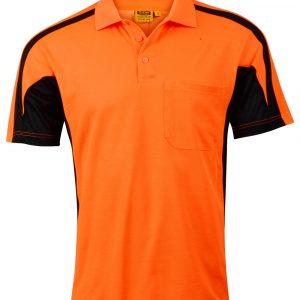 SW25 - Orange/Navy