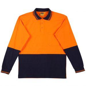 SW36 - Orange/Navy