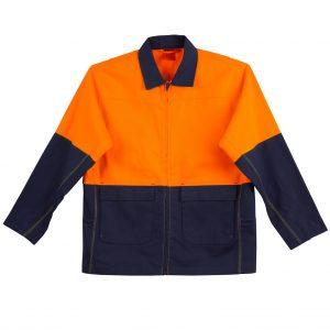 SW45 - Orange/Navy