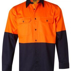 SW54 - Orange/Navy