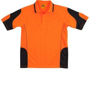 SW71 - Orange/Navy
