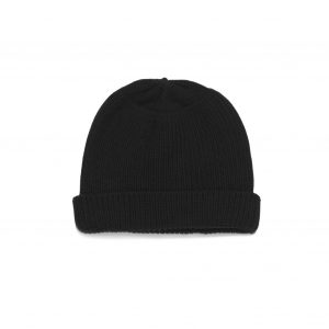 1106 DOCK BEANIE - BLACK