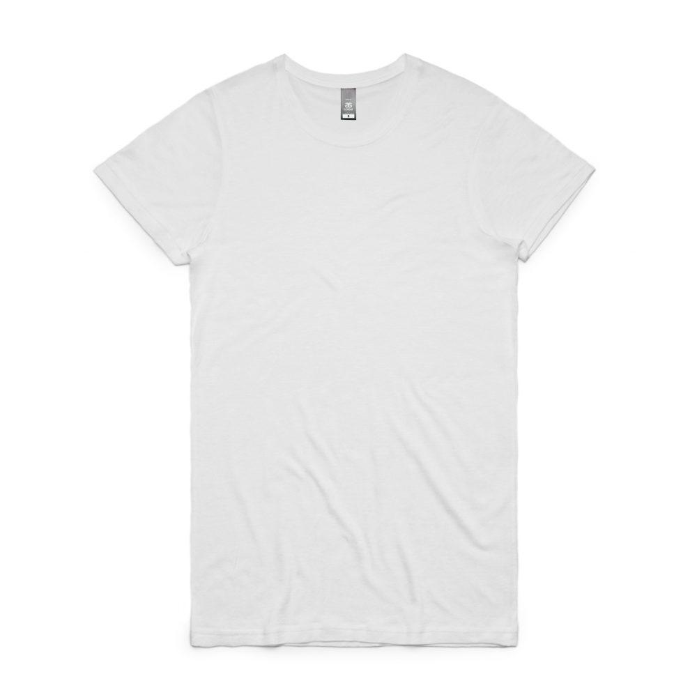 4024 BASIC TEE - WHITE