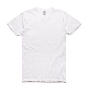 5002 PAPER TEE - WHITE