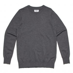 5030 SIMPLE KNIT - STEEL