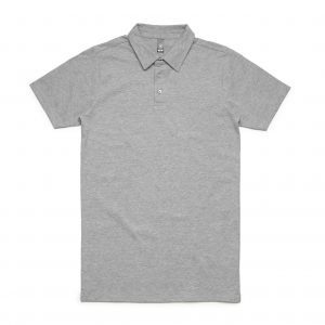5402 CHAD POLO - GREY MARLE