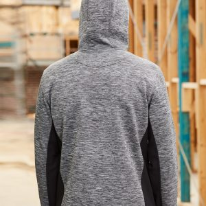 JK49 - Marl Grey/Black