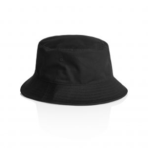 1117 BUCKET HAT - BLACK
