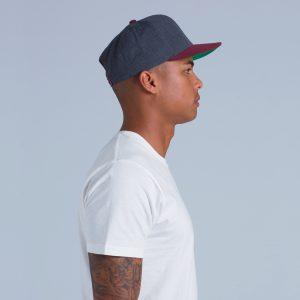 1102 CLIP SNAPBACK CAP