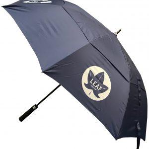 Leaf Custom Wind Proof Umbrellas